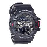 Relógio Casio G-shock Modelo Ga-400-1bdr Imperdivel