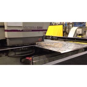 Murata Wiedmann V-5000 Cnc Turret Punch Press& Plasma Cutter