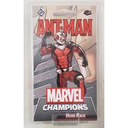 Marvel Champions Card Game Ant-man Hero Pack Nuevo !!!