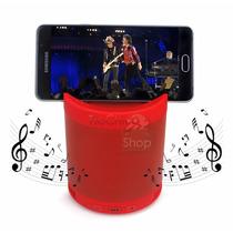 Caixa Caixinha Som Portátil Via Bluetooth Iphone Samsung Lg