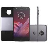 Smartphone Motorola Moto Z2 Play Projector Edition - 64gb Pl