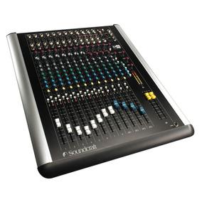 Consola Pasiva Sounscraft De 8 Canales. Nueva Y Original.m8