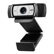 Webcam Logitech Ultra Hd 1080p Zoom Digital 4x C930e Win Mac
