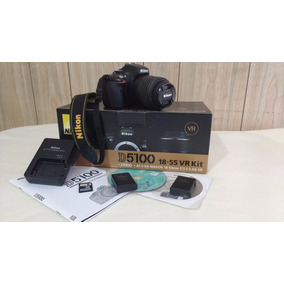 Camara Reflex Nikon D 5100 Excelente Estado!!!