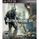 Crysis 1, 2 Y 3 Ps3 ¡tenelo Ya!