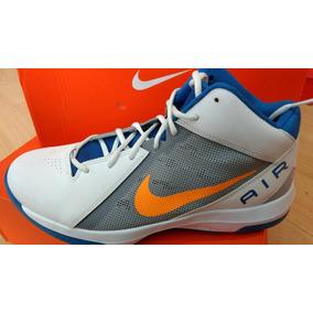 Botas Baloncesto Nike Air Zoom 100% Originales Nuevo Hombre