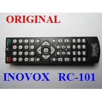 Rc101 - Rc 101 - Rc-101 - Controle Remoto Para Dvd Inovox
