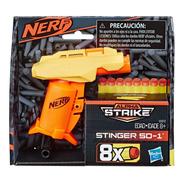 Pistola Nerf Armas Alpha Strike Stinger De Juguete