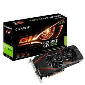 Placa De Video Msi Geforce Gtx 1060 G1 Gaming 3gb