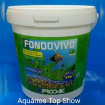 Fertilizante Fondo Vivo Prodac 8kg Substrato Fértil