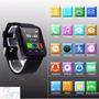Smartwatch U8 Tactil Bluetooth Android. Reloj Inteligente
