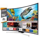 Smar Tv 55 Pulgadas Samsung 55mu6300 4k Uhd Curvo Cuotas