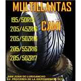 Llantas 195/50r15 Deportivas