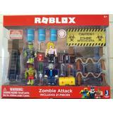Envio Gratis Roblox Ataque Zombie Attack Set 21 Piezas
