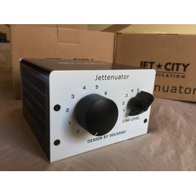 Atenuador De Potência Jet City Jettenuator 4, 8 E 16 Ohms