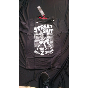 Camiseta Z Clothing Masculina (realzband)