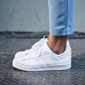 Zapatillas adidas Superstar Originales Ultimos Pares! Blanca