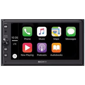 Dvd Automotivo 2din Sony Xav Ax100 Android Auto Car Play Bt