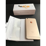 Apple Iphone 6s Plus 16gb Dorado Gold Libre 4g Acceso Tienda