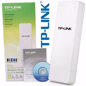 Access Point Wireless 5ghz 150mbps Outdoor Tl-wa7510 Tp-link