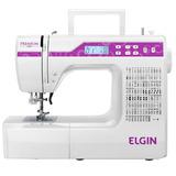 Máquina De Costura Elgin Premium Bivolt - Jx10000