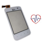 Tela Celular Touch Screen Lg Optimus E435 L3 Branco