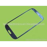 Vidro Frontal P/ Samsung Galaxy S3 Azul - Somente O Vidro!