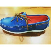 Zapatos Thom Sailor Nauticos Cuero Tommy Sebago Polo