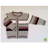 Littlecollections Sweater Tejido Talles: 3m Y 6m