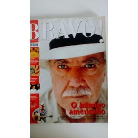 Revista Bravo Nº 43 - Robert Altman, Chico Buarque
