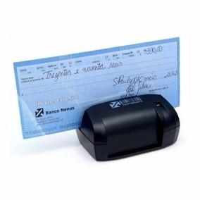 Leitora Leitor De Cheques Nonus - Homebank 20