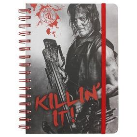 Libreta The Walking Dead Daryl Killing It
