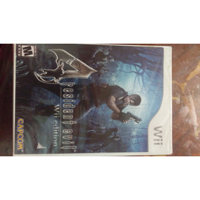 Video Juego Resident Evil 4 Para Wii Nuevo