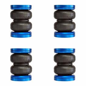 Suspensão Ar 10mm Bolsa Gomo Ultra Soft Sem Amortecedores