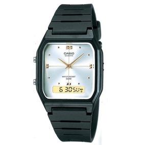 d69e3a6837b Relogio Casio Feminino Vintage Preto Relógios De Pulso