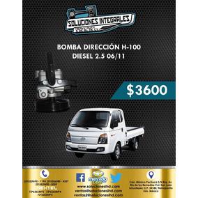 Bomba Direccion H100 Diesel 2.5 06-11