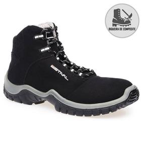 c014e1a194438 Bota Bico De Ferro De Galo Calcado Seguranca - Sapatos no Mercado ...