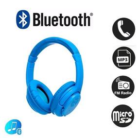Fone De Ouvido Bluetooth Modelo Kp-360 Cartao De Memoria+nfe