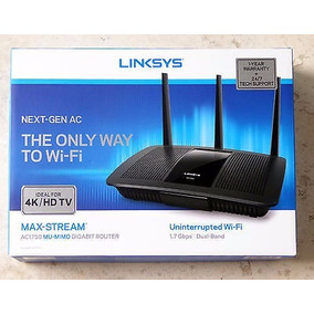 Router Inalambrico Linksys Ea7300 Doble Banda Mu-mimo