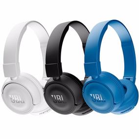 Fone De Ouvido Sem Fio Jbl T450bt Cores Bluetooth 450bt Ear
