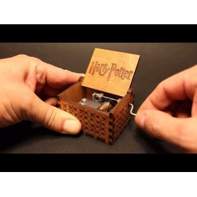 Harry Potter Cajita Musical Music Box + Regalo Sorpresa