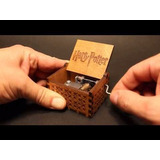 Harry Potter Cajita Musical Music Box + Regalo Sorpresa