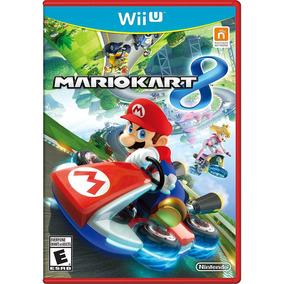 Mario Kart 8 - Wii U - Midia Fisica - Lacrado