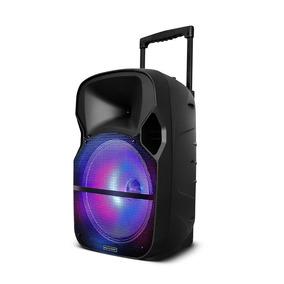 Caixa Som Amplificada Bateria Multilaser Sp259 Bluetooth Usb
