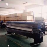 Impresora De Gigantografia 1440 Dpi 3.20 M Doble Cabezal