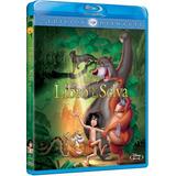 El Libro De La Selva Disney Edición Diamante Blu Ray Nuevo