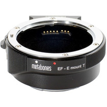 Adaptador Metabones Mark Iv 4 Canon Ef Ef-s Sony E-mount