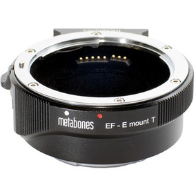 Adaptador Metabones Mark Iv 4 Canon Ef Ef-s Sony E-mount