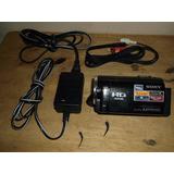 Camara De Video Sony Xr160 Full Hd 5.1ch, 160gb Disco Duro