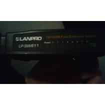 Swicth Lampro Fast Ethernet 8 Puertos